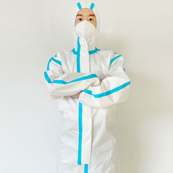 Medical coverall suit type A